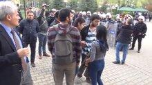 Eskişehir'de üniversite karıştı: 13 yaralı