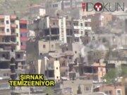 Şırnak'ta operasyonlarda sona doğru