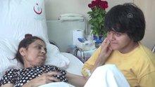 Küçük Arzu'nun yüzü annesinin tedavisiyle gülüyor