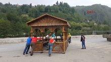 Karadeniz usulü kamelya taşıma yöntemi