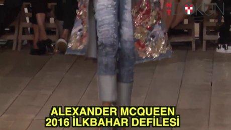 Alexander McQueen 2016 ilkbahar yaz defilesi (2)