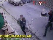 Kapkaççıyı durduramadılar