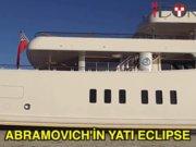 Roman Abramovich'in yatı: Eclipse