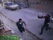 Kapkaççıya esnaftan çelme