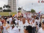 Küba 1 Mayıs