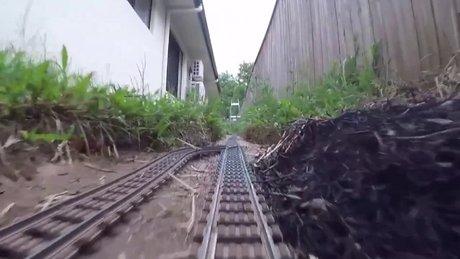 Lego treniyle keyifli yolculuk