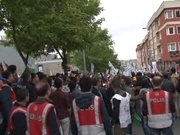 Bakırköy'de HDP'li gruba polis müdahelesi