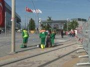 Bursa'da işçiler kendi bayramlarını yaşayamadı