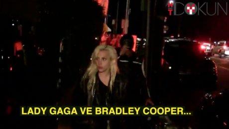 Bradley Cooper ile Lady Gaga akşam yemeğinde buluştu