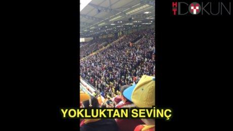 Aston Villa'ya ilginç protesto