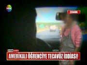 ABD'li kız öğrenci İstanbul'da tecavüze uğradı!