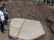Elazığ'da 2 bin 700 yıllık tarihi eser bulundu