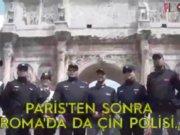 İtalya'da Çin Polisi