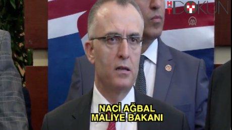 Naci Ağbal: BBES'te kalana vergisel teşvik getirilecek