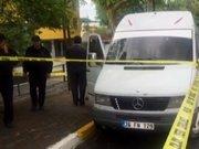 Sarıyer'de minibüs içerisinde kadın cesedi bulundu