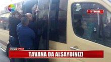 Bu görüntüler İstanbul'da kaydedildi!
