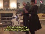 Beyaz Saray'da Star Wars partisi