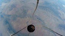 Roket üzerinden uzaya yolculuk