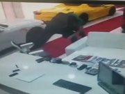 Florya'daki saldırının görüntüleri ortaya çıktı