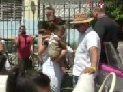 Kardashian & West ailesi Küba'da