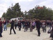 Kahramanmaraş Sivricehöyük'te konteyner kent gerginliği: 18 gözaltı