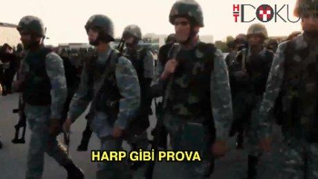 Azerilerden harp gibi prova