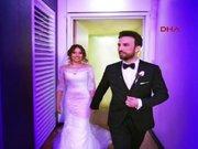 Sürpriz düğünden son kareler
