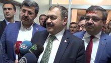 Bakan Eroğlu:İstanbullular bol bol su kullansınlar
