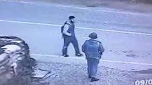 Çeçenistan'da canlı bomba kendini böyle patlattı
