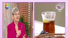 Şekerli değil tereyağlı çay için!