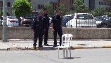 Gaziantep Adliyesi önünde silahlı saldırı