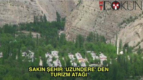 Erzurum'un sakini Uzundere'den turizm atağı