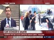 Can Dündar'a saldırı girişiminde 5 kişi adliyeye sevk edildi