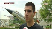 Halil Kayıkçı uzaya çıkacak ilk Türk olacak