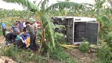 Yolcu minübüsüyle işçi servisi çarpıştı: 12 yaralı