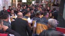 Ankara'da sokak ortasında cinayet