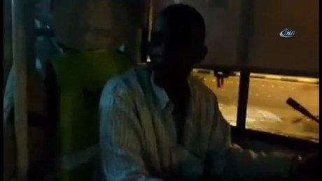 Mekke'de Türkiye sevdalısı Sudanlı şoför Türk hacıları şaşırtıyor