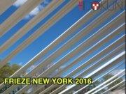 Frieze New York 2016'dan izlenimler