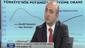 Morgan Stanley: Türkiye'de yeni normal düşük büyüme