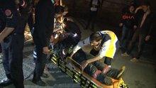 Kadıköy'de iki işçi zehirlendi