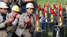 Soma maden faciasının yıldönümü Soma şehitleri anıdı