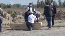 'Yeşil' iddiası mezarı boş bıraktırdı