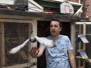 Çorum güvercinleri kanat çırpmadan New York'a ulaştı