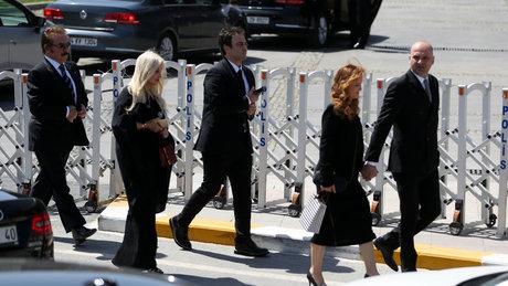 Sümeyye Erdoğan'ın nikah törenine davetliler gelmeye başladı