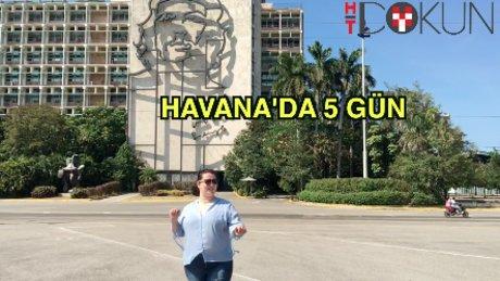 Havana'da 5 gün: 1 Mayıs, çekim, defile