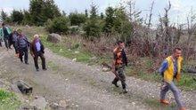 Giresun'da terör olayları protesto edildi