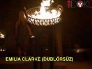 Emilia Clarke dublör kullanmıyor