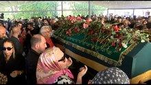 Oya Aydoğan'ın cenaze töreni