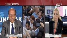 Muharrem Sarıkaya MHP'deki süreci yorumladı