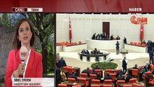 Meclis Genel kurulu açıldı